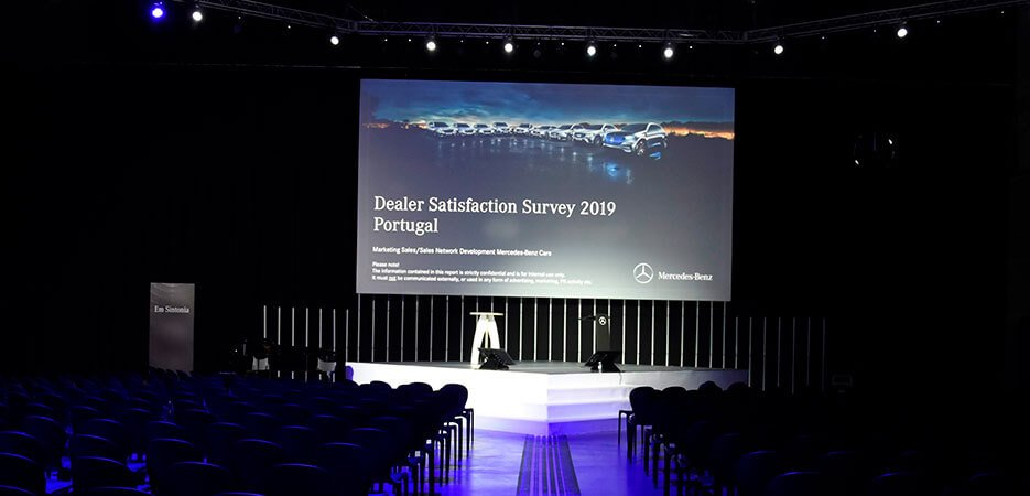 Mercedes - Fórum Customer Services 2019